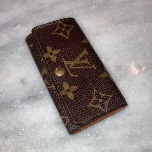 Louis Vuitton 4-Key Holder